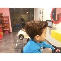 çocuk kuaförü